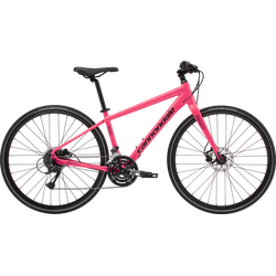 Cannondale Quick Disc Woman 4